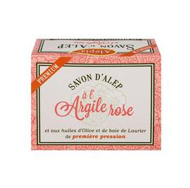 PREMIUM SOAP WITH PINK CLAY - ALEPIA - Body