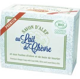 image produit Premium soap with goat milk
