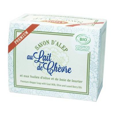 PREMIUM SOAP WITH GOAT MILK - ALEPIA - Face