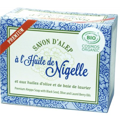Savon Premium huile de nigelle - ALEPIA - Visage - Cheveux - Corps