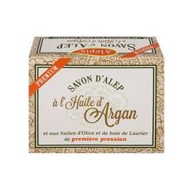 PREMIUM SOAP WITH ARGAN OIL - ALEPIA - Hygiene