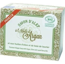 image produit Savon premium à l'huile d'argan