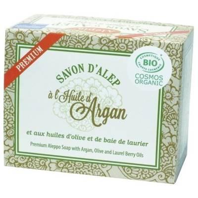 PREMIUM SOAP WITH ARGAN OIL - ALEPIA - Hygiene