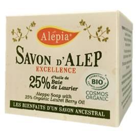image produit Tradition aleppo soap