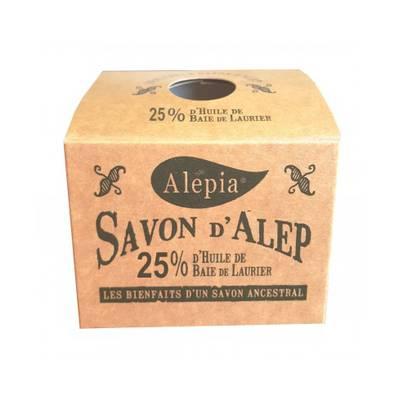 Savon d'Alep 20% - ALEPIA - Visage - Corps