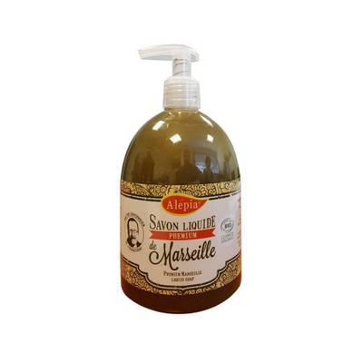 Liquid Marseille soap - ALEPIA - Face - Body