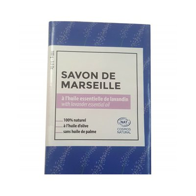 Savon de Marseille au lavandin - ALEPIA - Visage - Hygiène - Corps