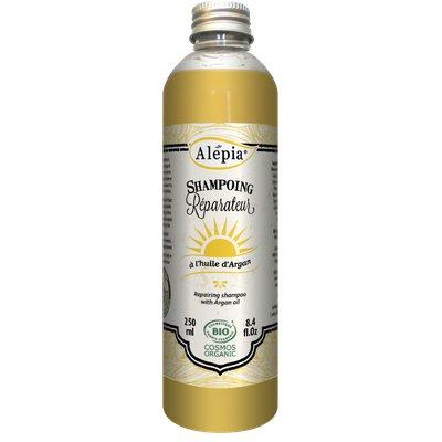 Shampoing réparateur Argan - ALEPIA - Cheveux