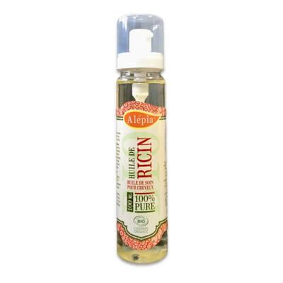 castor oil plant oil - ALEPIA - Hair