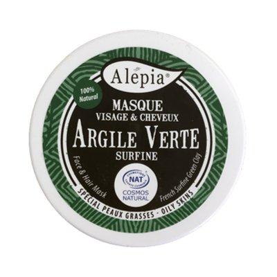 Argile Verte Surfine - ALEPIA - Visage