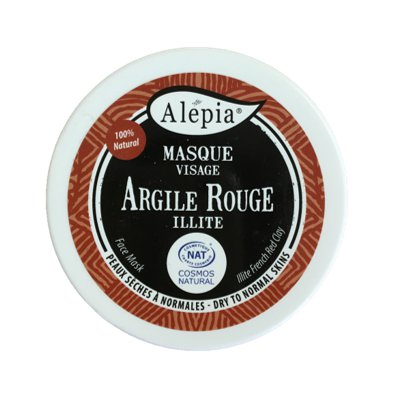 Argile Rouge - ALEPIA - Visage
