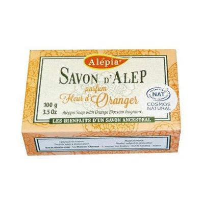 Savon Alep Prestige Fleur d'oranger - ALEPIA - Visage - Hygiène - Corps
