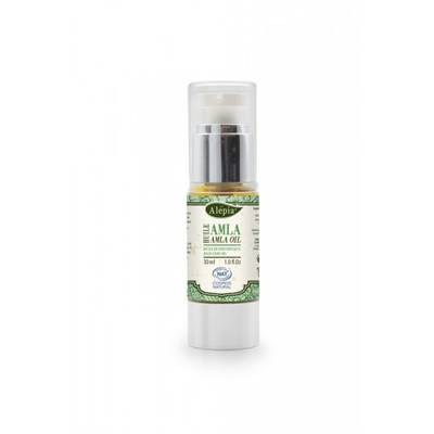 Huile d'Amla 30 ml (100% végétale, sans paraffine) - ALEPIA - Visage