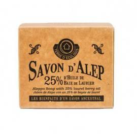 AUTHENTIC 25% LAUREL ALEPPO SOAP - TERRE D'ECOLOGIS - Face - Hygiene - Body