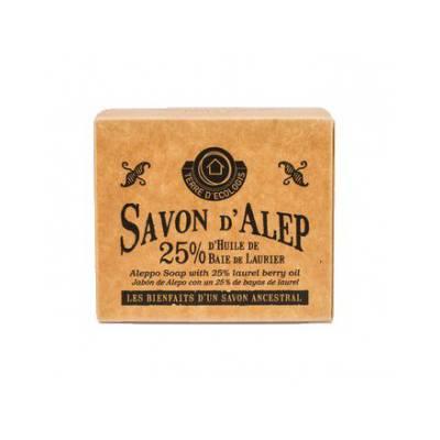Savon d'Alep Authentique Tradition - TERRE D'ECOLOGIS - Visage
