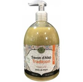 Tradition Liquid Aleppo Soaps - TERRE D'ECOLOGIS - Face - Hygiene - Body