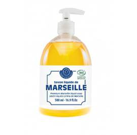 Liquid Marseille Soap - TERRE D'ECOLOGIS - Face - Hygiene - Body