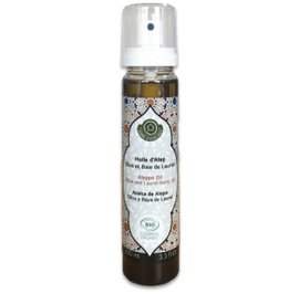 Aleppo Oil - TERRE D'ECOLOGIS - Face - Hair - Massage and relaxation - Body