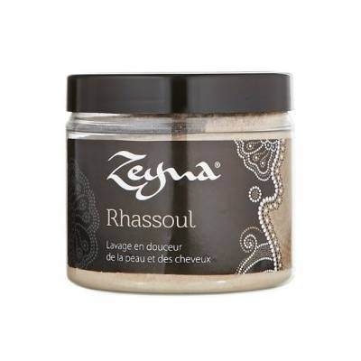 Rhassoul 200 ml - ZEYNA - Visage