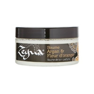 Baume Argan & Fleur d'oranger - ZEYNA - Visage - Cheveux - Massage et détente - Corps