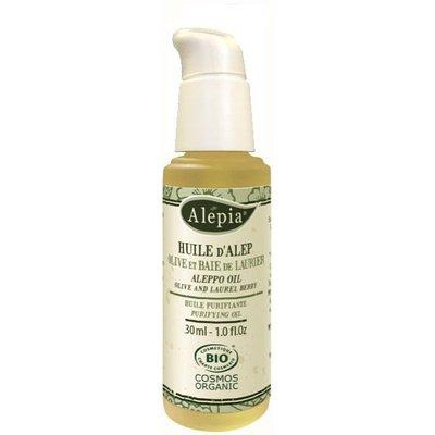 Huile Alep 30mL - ALEPIA - Massage et détente