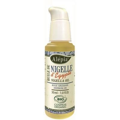 Huile Nigelle Egypte 30mL - ALEPIA - Massage et détente