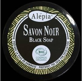 image produit Black soap