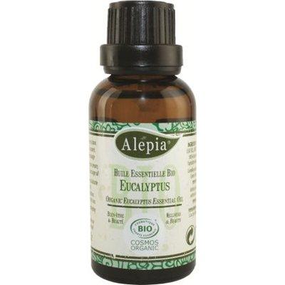 Huile essentielle Eucalyptus 30mL - ALEPIA - Massage et détente