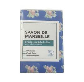 Perfumed Marseille Soaps Cadar - TERRE D'ECOLOGIS - Hygiene