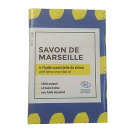 Perfumed Marseille Soaps Lemon - TERRE D'ECOLOGIS - Hygiene