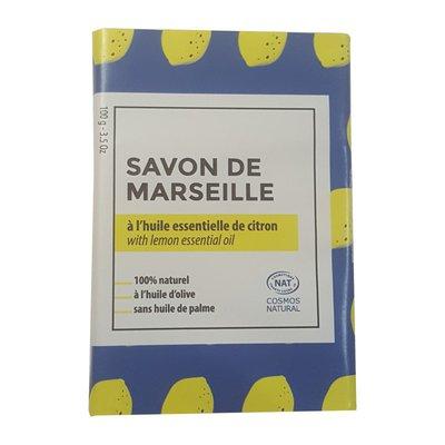 Savon de Marseille parfumé au Citron - TERRE D'ECOLOGIS - Hygiène