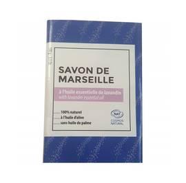 Perfumed Marseille Soaps Lavender - TERRE D'ECOLOGIS - Hygiene