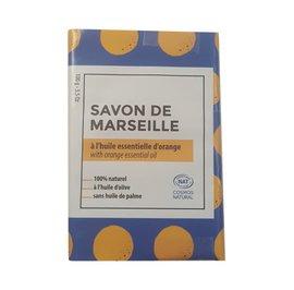 Perfumed Marseille Soaps Orange - TERRE D'ECOLOGIS - Hygiene