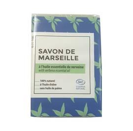 Perfumed Marseille Soaps Verbena - TERRE D'ECOLOGIS - Hygiene