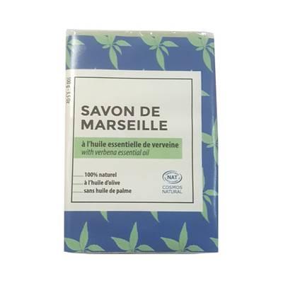 Savon de Marseille parfumé à la Verveine - TERRE D'ECOLOGIS - Hygiène