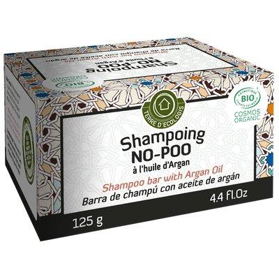 Barre de Shampoing à l'huile d'argan - TERRE D'ECOLOGIS - Cheveux