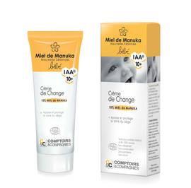Nappy change cream 10% manuka honey IAA10+ - Comptoirs et Compagnies - Baby / Children