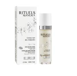 Crème rare des Antipodes Day - RITUELS MANUKA - Comptoirs et Compagnies - Face