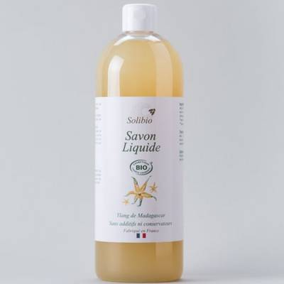 Savon ylang - Solibio - Hygiène