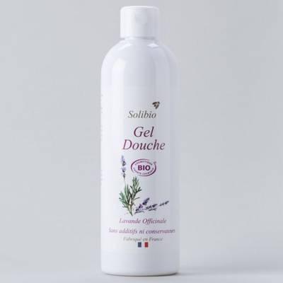 Gel douche parfumé - Solibio - Hygiène
