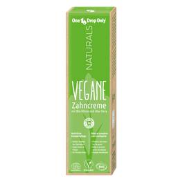 vegan Toothpaste - One Drop Only Naturals - Hygiene