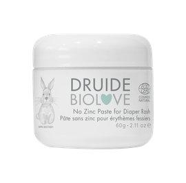 No Zinc Paste for Diaper Rash - DRUIDE - Baby / Children