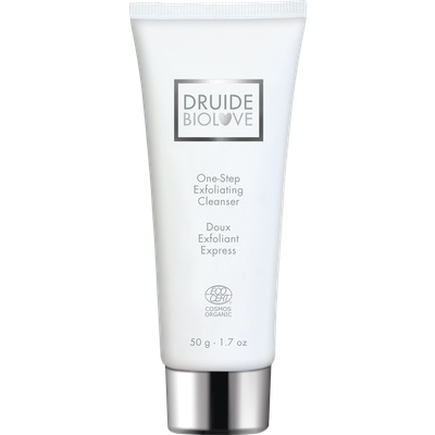 One-Step Exfoliating Cleanser - DRUIDE - Face
