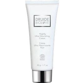 Nightly Ultra Nourishing Cream - DRUIDE - Face