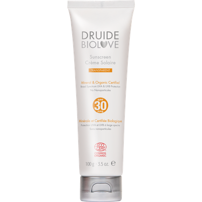 Crème Solaire FPS 30 - DRUIDE - Visage