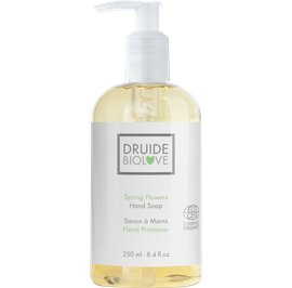 Spring Flowers Hand Soap - DRUIDE - Hygiene - Body