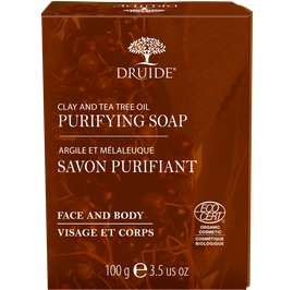 Purifying Face & Body Soap - DRUIDE - Face - Hygiene - Body