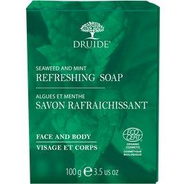 image produit Mint & seaweed refreshing face & body soap