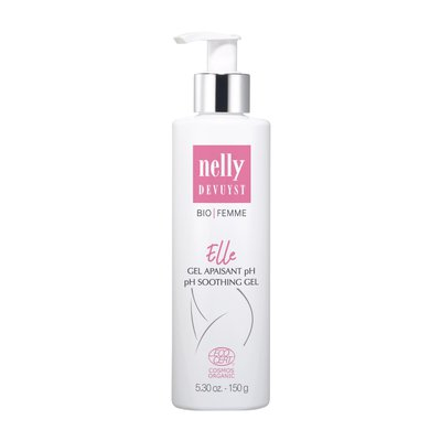 Gel Apaisant pH - Nelly Devuyst - Hygiène