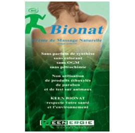 Keen bionat - KEENERGIE - Body - Massage and relaxation